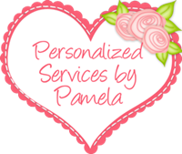 stampin pink rose personlized services