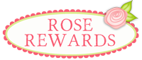 stampin pink rose rewards