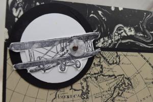 Sunburst and Biplane 007